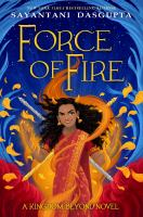Force of fire Book cover