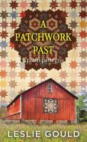A patchwork past Book cover