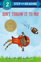 Don't throw it to Mo! Book cover