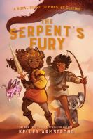 The serpent's fury by Kelley Armstrong.