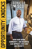 Opportunity knocks : how hard work, community, and business can improve lives and end poverty Book cover