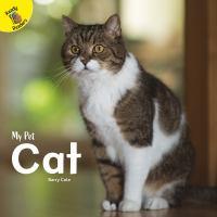 My pet cat Book cover
