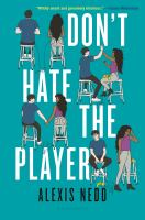 Don't hate the player  Cover Image