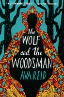 The wolf and the woodsman Book cover