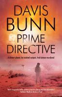 Prime directive Book cover