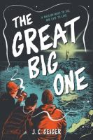 The great big one Book cover