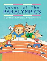 Lucas at the Paralympics Book cover