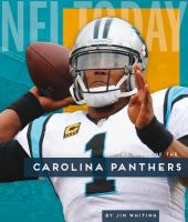 The story of the Carolina Panthers Book cover