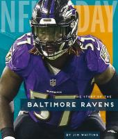 The Story of the Baltimore Ravens Book cover