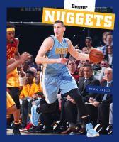 Denver Nuggets Book cover