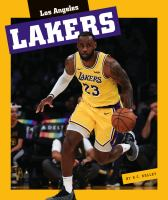 Los Angeles Lakers Book cover