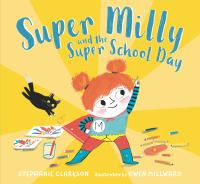 Super Milly and the super school day Book cover