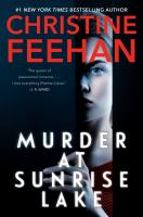 Murder at Sunrise Lake Book cover
