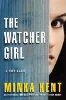 The watcher girl Book cover