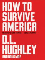 How to survive America Book cover