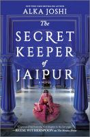 The secret keeper of Jaipur Book cover