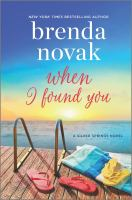 When I found you Book cover