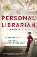 The personal librarian Book cover