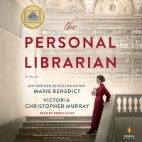 The personal librarian : a novel Book cover