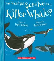 How would you survive as a killer whale? Book cover