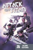 Attack on Titan. 26  Cover Image