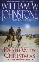 A Death Valley Christmas  Cover Image