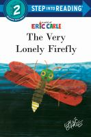 The very lonely firefly Book cover