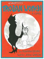 The Trojan women : a comic Book cover