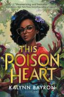 This poison heart Book cover
