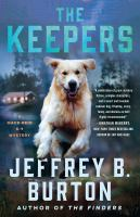 The keepers : a Mace Reid K-9 mystery Book cover
