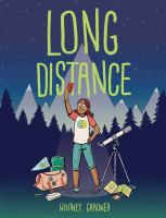 Long distance Book cover