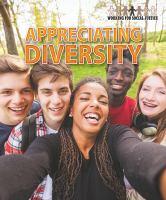 Appreciating diversity Book cover