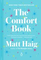 The comfort book Book cover