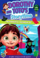 Dorothy and Toto's storytime. The wonderful wizard of Oz Book cover