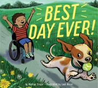 Best day ever! Book cover