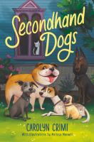 Secondhand dogs Book cover