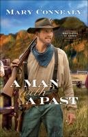 A man with a past Book cover
