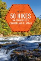 50 hikes on Tennessee's Cumberland Plateau Book cover