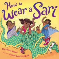 How to wear a sari Book cover