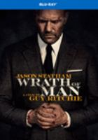 Wrath of man Book cover
