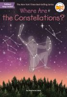 Where are the constellations? Book cover
