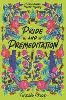 Pride and premeditation Book cover