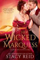 Her wicked marquess Book cover