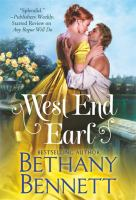 West End earl Book cover