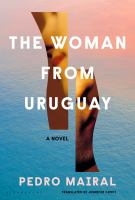 The woman from Uruguay Book cover