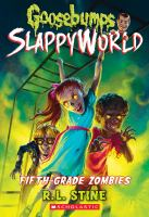 Fifth-grade zombies Book cover