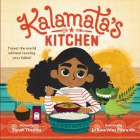 Kalamata's kitchen Book cover