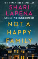 Not a happy family Book cover