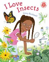 I love insects Book cover