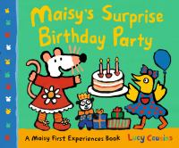 Maisy's surprise birthday party Book cover